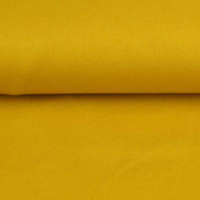 Effen Tipi stof oker geel
